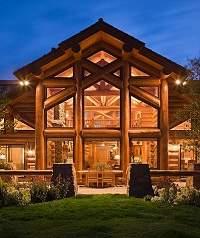 эксклюзивные фото деревянные дома